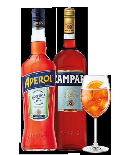 Bitters y aperitivos