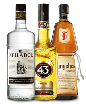 Licores & Sin alcohol